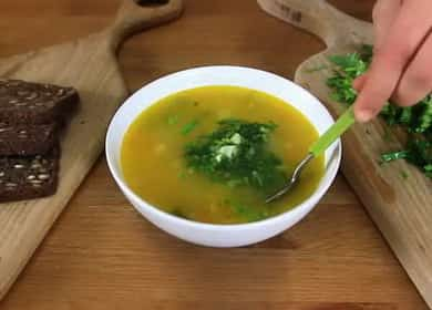 Как да научите как да готвите вкусна постна туршия с ечемик
