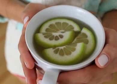 Recept na lahodný čaj se zázvorem