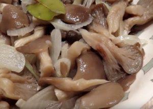 Armatickou marinádu pro houby připravujeme podle postupného receptu s fotografií.