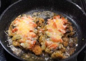 Chutné maso vaříme ve francouzštině na pánvi podle postupného návodu s fotografií.