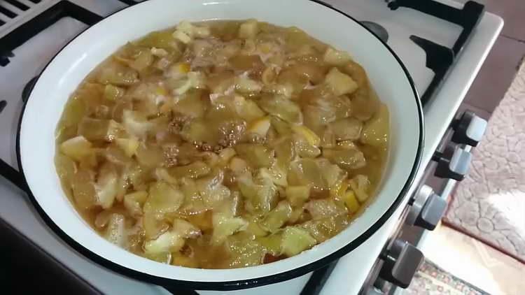 vařit jam
