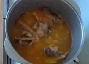 Jak vařit dušenou kachnu