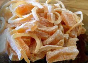 рецепта за приготвяне на вкусна захаросана тиква бързо