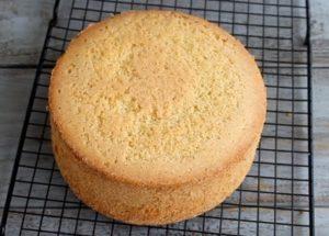 Svěží a jednoduchá sušenka: vaříme podle receptu krok za krokem s fotografií.