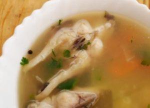 рецепта за вкусна класическа рибена чорба