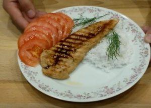Voňavá krůta v sójové omáčce: vařte podle receptu s fotografiemi krok za krokem.
