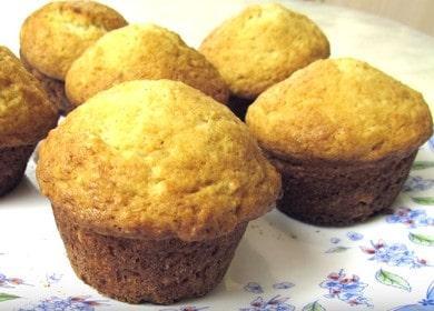 Tvarohové muffiny  - jednoduché, rychlé a velmi chutné