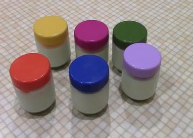 Recept na lahodný domácí jogurt v jogurtu