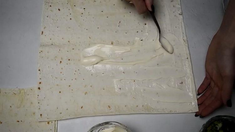 маслена пита хляб