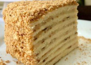 připravte neobvyklý dort na pánvi s kondenzovaným mlékem